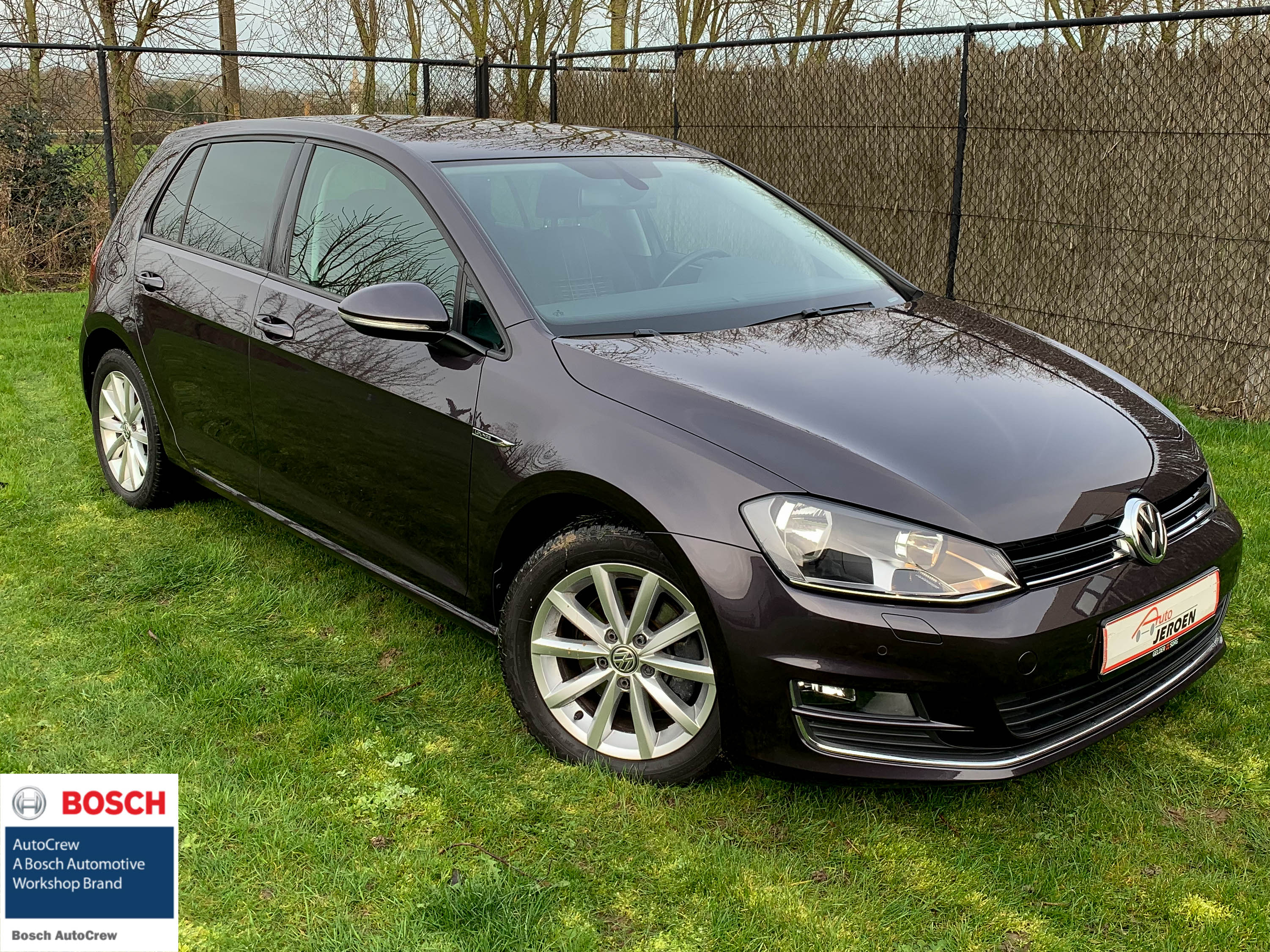 Volkswagen Golf  1.6 TDI  CLUB & LOUNGE